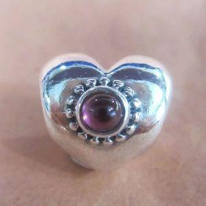 Pandora Treasured Hearts Charm